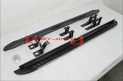 Running board side step nerf bar fit for LEXUS RX RX350 RX450h F Sport 2016