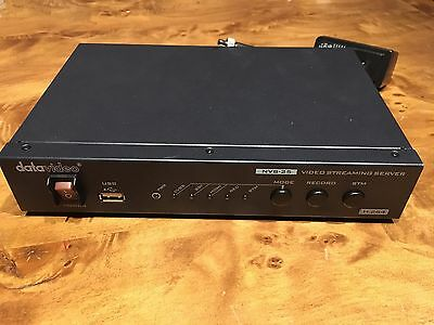 DataVideo NVS-25 High Definition Streaming Recorder H.264