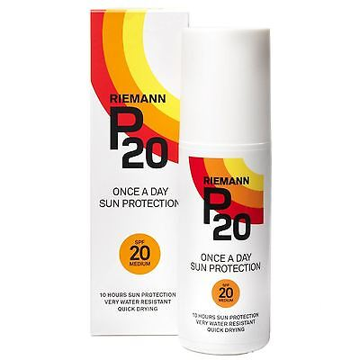Riemann P20 SPF20 Sunscreen - 100ml