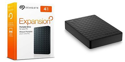 Seagate Expansion 4TB USB 3.0 Portable  External Hard Drive for PS4 Xbox One PC