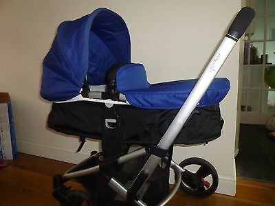Mothercare Xpedior Pram and Pushchair Travel System Package - Complete