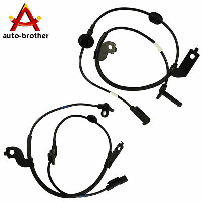 ABS Wheel Speed Sensor Front Left & Right Fit For Mitsubishi Lancer Outlander