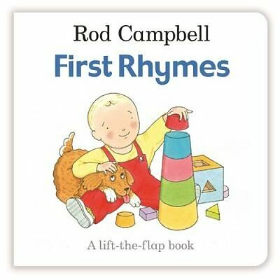 First Rhymes by Rod Campbell 9781509805471 (Board book, 2016)
