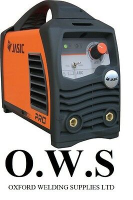 Jasic Pro Arc MMA / Lift TIG Multi Process Inverters *FREE UK NEXT DAY DELIVERY*