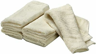 Prince Lionheart Warmies Reusable Bamboo Cloth Wipes Pack Of 8 ECO Friendly NEW