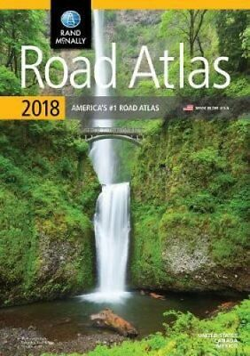 2018 Rand McNally Road Atlas Reg by Rand McNally 9780528017315 (Paperback, 2017)