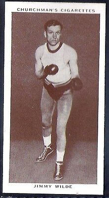 Churchman-Boxing Personalities-#39- Jimmy Wilde