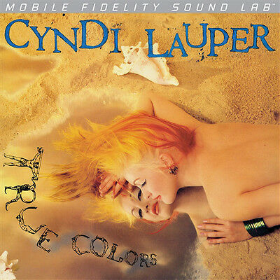 Cyndi Lauper - True Colors (2015)  Limited Numbered Vinyl LP  NEW  *See Details*