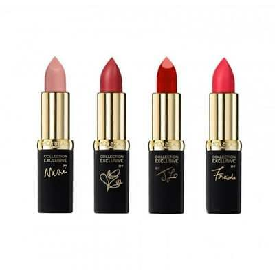 L'Oreal Collection Exclusive Lipstick - Choose Your Shade