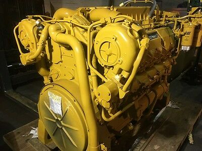 CATERPILLAR CAT C32 NEW DIESEL ENGINE FOR SALE - 1110 HP! Oil Rig App