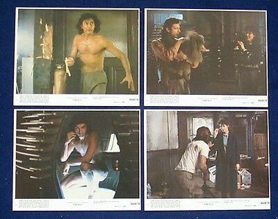 The Fly Original Mint Lobby Card Set Of 8 1986