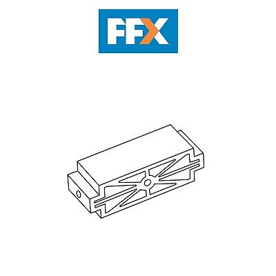 Trend WPHJC03A Fixed end block plastic H/JIG/C