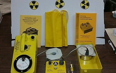 Prepper Cdv-717 Radiation  Detection  Geiger Survey Meter