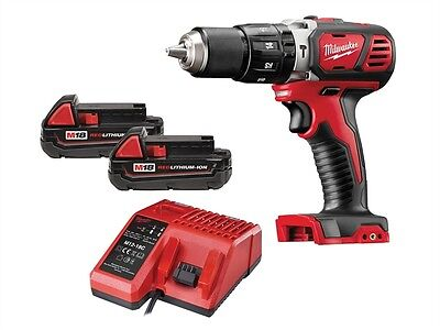MILWAUKEE M18 SET1C-152C Combi Kit 18 Volt 2 x 1.5Ah Li-Ion