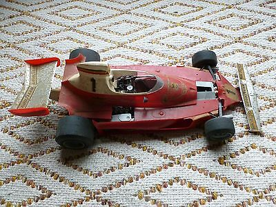 Niki Lauda Ferrari 312 Tamiya Model Kit #1
