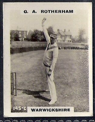 Pinnace Cricket (Kf198)-#146- Middlesex - Tanner