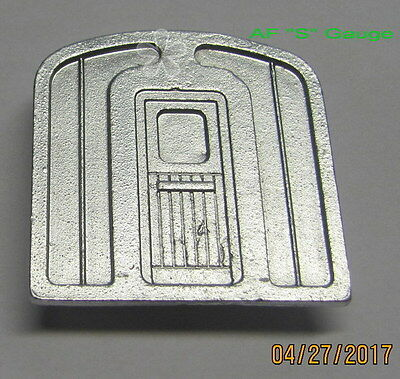 American Flyer Replacement Die-Cast End, for 660, 1, 2, 3 Pass Cars, NEW