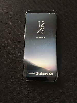 Non Working 1:1 Fake Display Phone for Samsung Galaxy S8 (Silver)