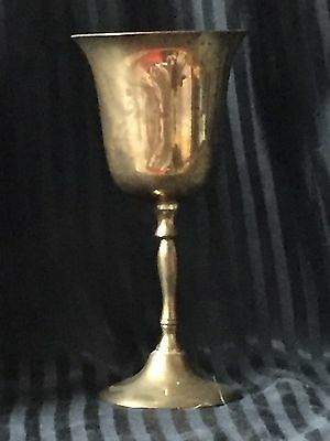 Witch's Vintage Antique Ritual Ceremonial Chalice Haunted Estate