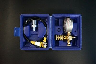 (NEW) Nitrogen Gas Kit w/ Adapter for Hydraulic Hammer: Soosan, Stanley MB-EX...