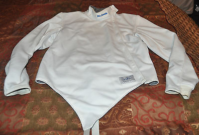 Blue Gauntlet Fencing 350NW Stretch fencing Jacket with Functioning Lining 46