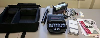 Stenograph Stentura 400SRT with accessories Court Reporting bundle