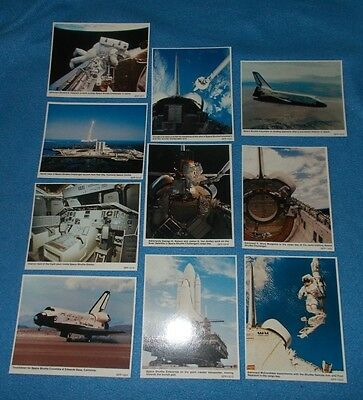 Modern Postcards Unused Galaxy Film & Products Shuttle Series  - Select Postcard