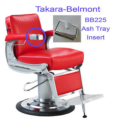 Takara Belmont Elegance BB225 Barber Chair Ash Tray Insert Only