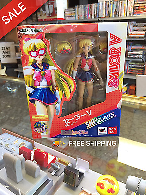 S.H.Figuarts Sailor Moon Sailor V Figuarts Action Figure Bandai Tamashii