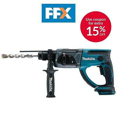 Makita DHR202Z 18v SDS Plus LXT Hammer Drill Bare Unit