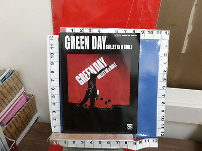 The Best of Green Day Sheet Music Easy Piano Book NEW 000322023