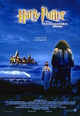 Harry Potter Style C Mint Rolled Movie Poster