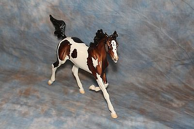 Peter Stone Arabian Yearling  Sr Lil Lucky Charm Mint Condition