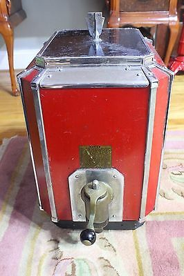 Rochester Root Beer Soda Dispenser 1930's Vintage