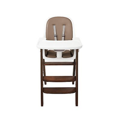 OXO Tot 6343400 SproutTM Chair (Taupe/Walnut) Taupe/Walnut