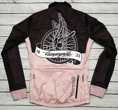 CAMPAGNOLO 1933 - TEXTRAN THERMO - insulated WINDPROOF JACKET - size S