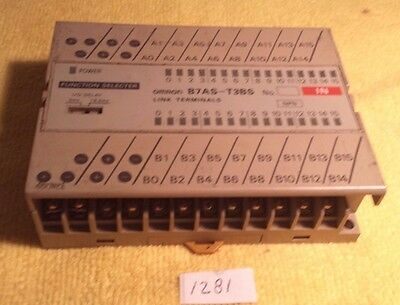 Omron B7AS-T3BS Input Link Terminal NPN 3ms or 19ms Delay Selectable
