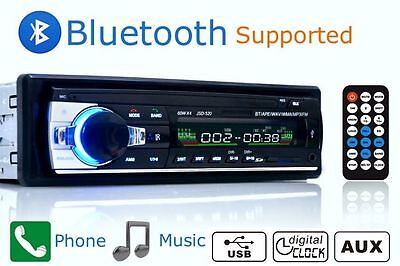 Bluetooth Car Autoradio Stereo MP3/USB/SD/AUX-IN FM Radio Player Amplifier In CA