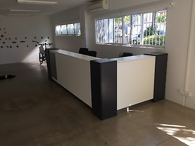 Professional Shop Counter High Quality Front Counter Desk