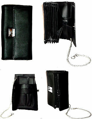 Leather Waiter Wallet Waiter's Money Pouch Taxi Purse Holster Catering