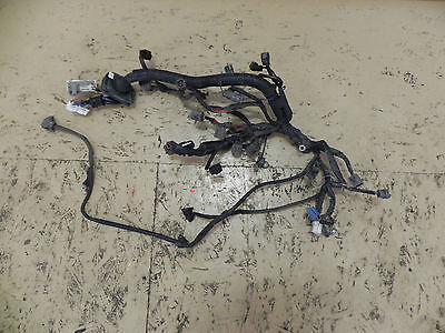 Mazda RX8 RHD 141kW wiring harness loom cabling cable engine 2.6 Wankel
