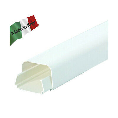 Canalina clima EURO PLUS 90X65 mm 2 metri vecamco Made in Italy