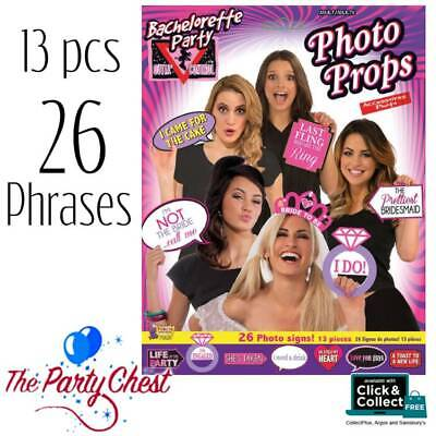 Wedding Bridal Shower Bachelorette Party Photo Fun Signs Photo Booth
