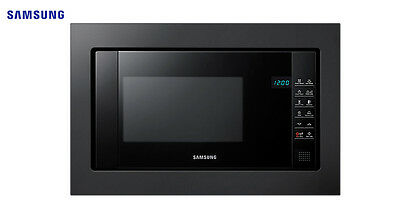 Samsung FW87SUB Built-In Kitchen Ceramic Enamel Microwave 23L ,850 W Brand New!!