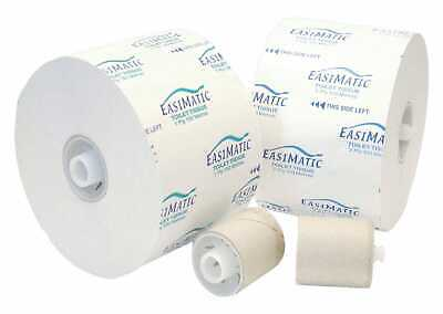 Staples Easimatic 2 Ply Toilet Rolls - 36x100mtr