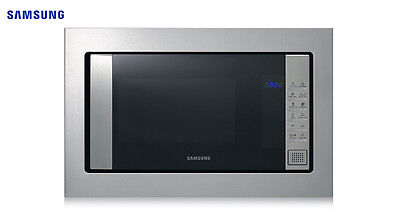 Samsung FW87SUST Built-In Kitchen Ceramic Enamel Microwave 23L ,800 W Brand New!