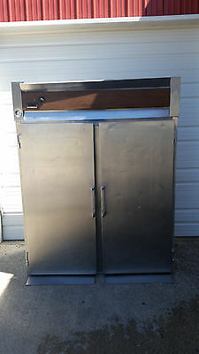 McCall 2 Door Roll In Proofer 4002-H Tested 230 Volt