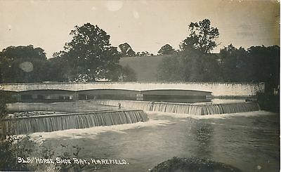 POSTCARD   MIDDLESEX   HAREFIELD   Horse  Shoe  Bay