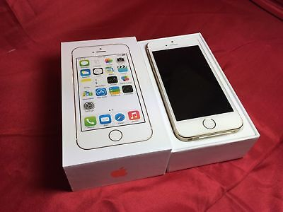 LIKE NEW  Apple iPhone 5S - (Unlocked) (T-Mobile) (AT&T) GSM WORLDWIDE!