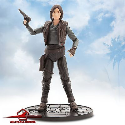 Jyn Erso Elite Series Disney Store Diecast Figure Rogue One: A Star Wars Story